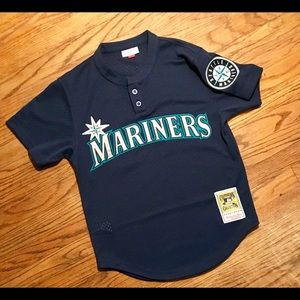 Seattle Mariners Mitchell and Ness Ken Griffey